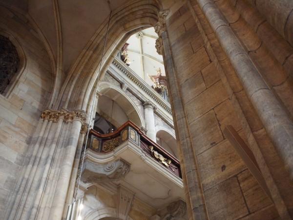 St Vitus interior